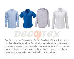 uniformes corporativos en peru