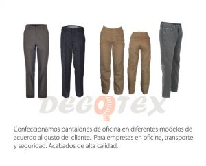 uniformes industriales en peru