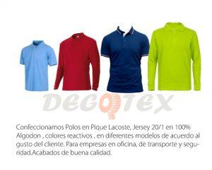 uniformes industriales y corporativos